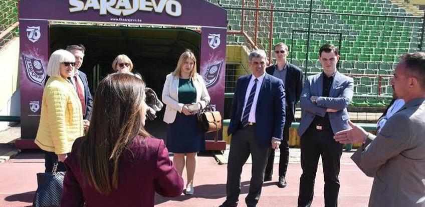 Izmjena regulacionog plana prvi korak ka modernizaciji stadiona na Koševu