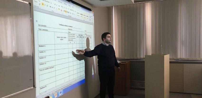 Stručnjaci iz drvne industije izvršili validaciju programa obuke Prilika Plus