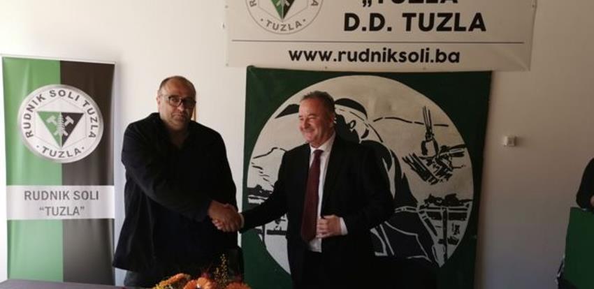 Rudnik soli Tuzla: Počinje realizacija investicije od 5,5 miliona KM