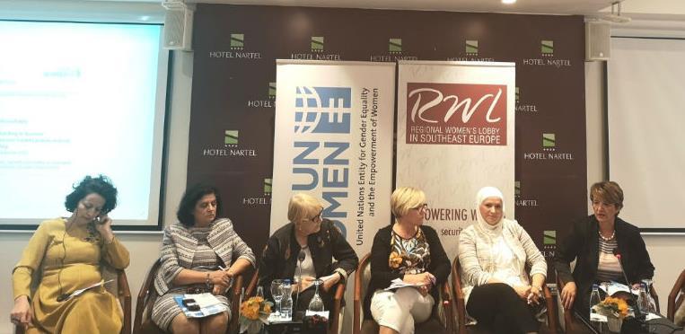 Gradonačelnica Amra Babić panelistkinja na regionalnom okruglom stolu u Prištini