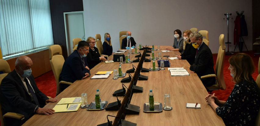 Tegeltija, Bevanda i Turković sa Sattlerom: Nastaviti reformske procese