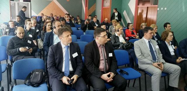 Ciljkonferencije bio je predstaviti privredne potencijale regije i razmotriti mogućnosti proširenja saradnje sa njemačkim partnerima.