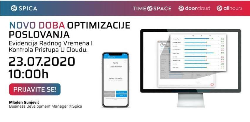Prijavite se na webinar: Novo doba optimizacije poslovanja