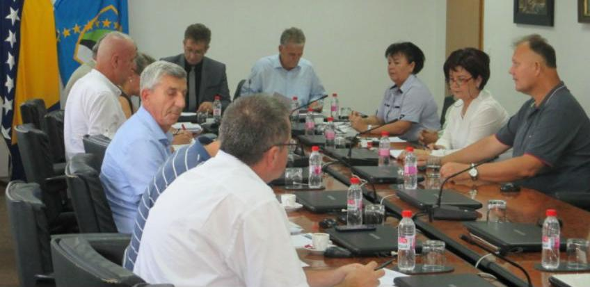 Vlada TK dogovorila pravce djelovanja sa Sindikatom radnika GIKIL-a