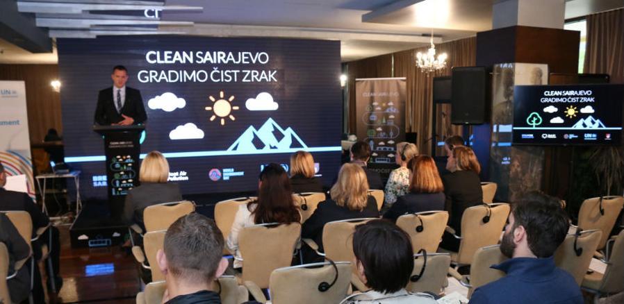 Poruka UN-a vlastima u BiH: Oporezujte zagađivače, ne gradite termoelektrane