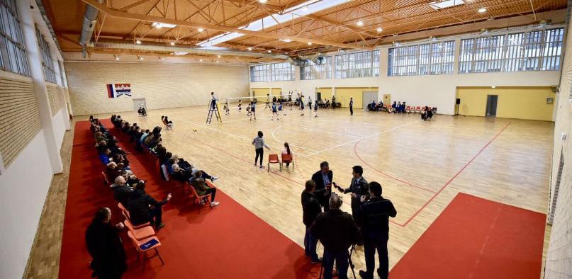 Banja Luka dobila prvu sportsku dvoranu izgrađenu nakon 1978. godine