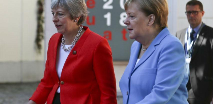 "Merkel se nada pronalasku rješenja za ""uredan"" Brexit"