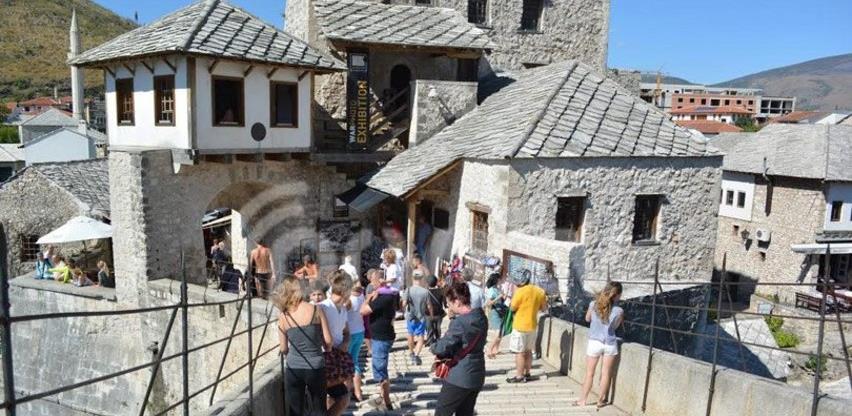 U januaru 48.178 turista ili za 38,4 odsto manje