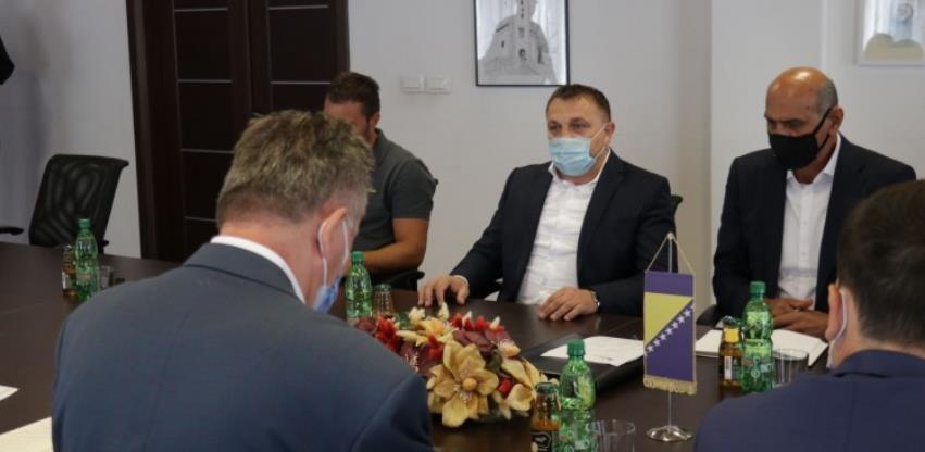 Ceste Federacije BiH osigurale sredstva za važne projekte u Bihaću i USK-u