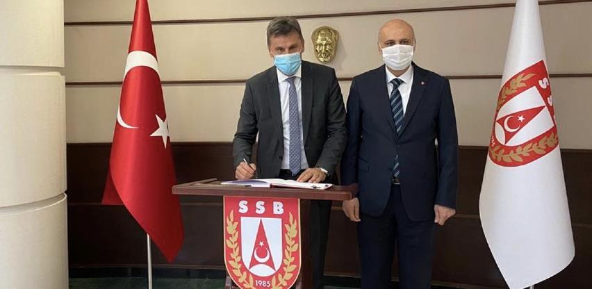 Novalić u Ankari na sastanku sa firmama zainteresovanim za ulaganje u BiH