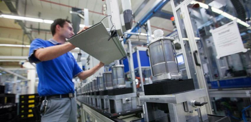 Desezonirana industrijska proizvodnja u RS-u  veća za 1,2 odsto