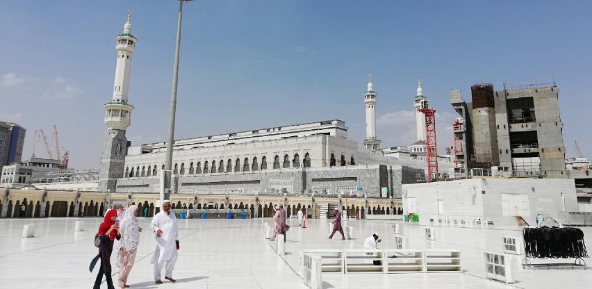 Saudijska Arabija planira graditi grad za pješake