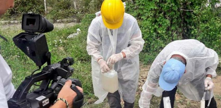 Počela analiza podzemnih voda u banjalučkom Incelu