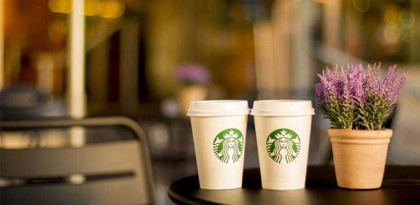 Dobit Starbucksa zbog korone pala za 38 odsto