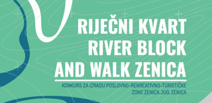 Objavljen konkurs za idejno rješenje rekreativno-turističke zone Zenica-jug