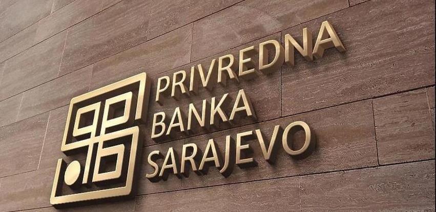 ASA Finance povećala udio u Privrednoj banci Sarajevo na 11,8 posto