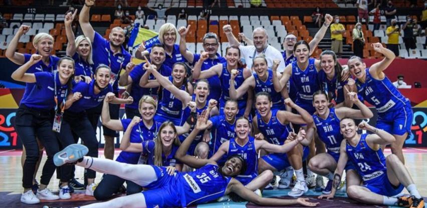 FIBA: Dobrodošli u šou Bosne i Hercegovine
