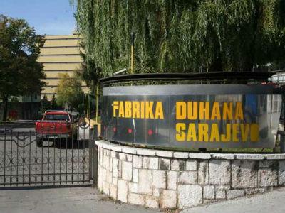 Preispitat će se odluka o načinu privatizacije Fabrike duhana Sarajevo