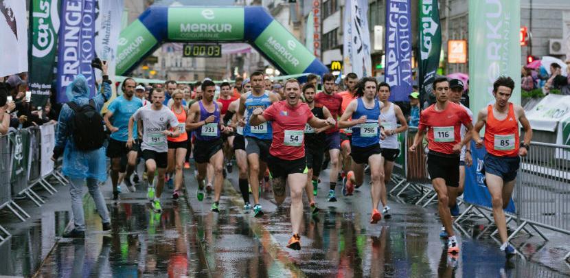 Merkur Runf4lifestyle: Više od 800 trkača na ulicama Sarajeva