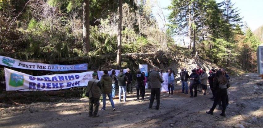 Eko-aktivisti traže zaštitu bh. rijeka od MHE