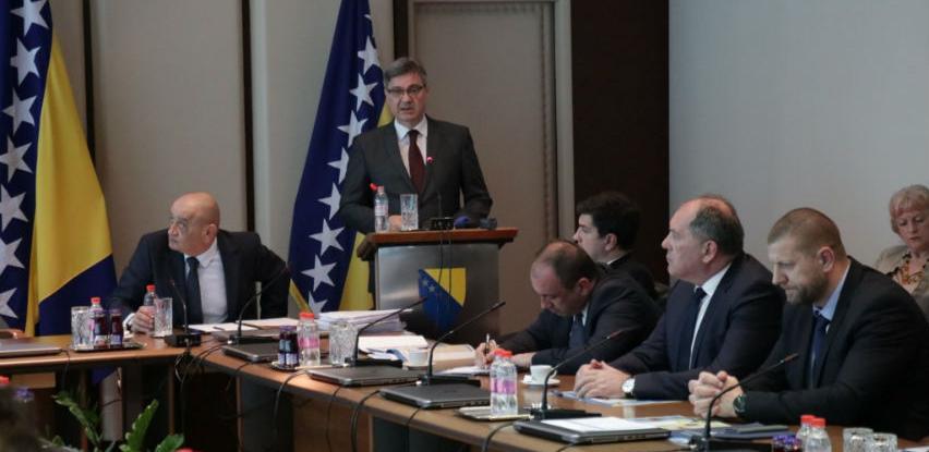 Zvizdić: BiH se nalazi nadomak dobivanja kandidatskog statusa