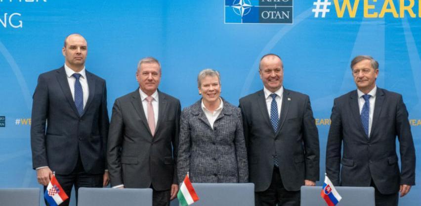 Mađarska, Slovačka, Slovenija i Hrvatska formiraju regionalnu komandu NATO-a