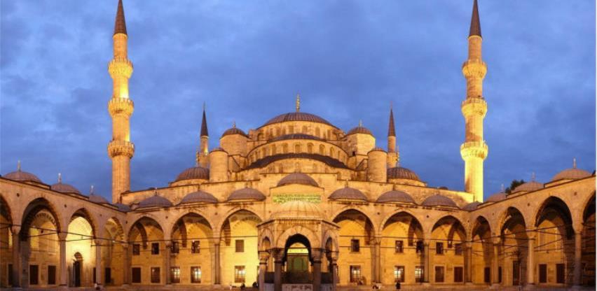 Erdogan proglasio Aja Sofiju džamijom