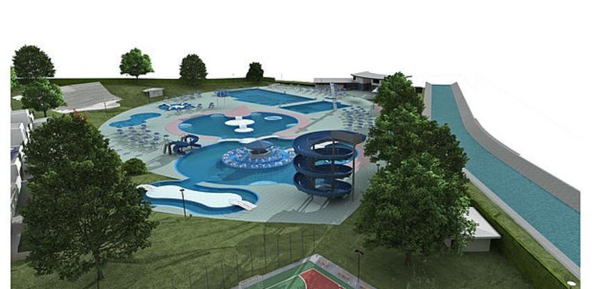 Zenica uskoro dobija moderan aqua park
