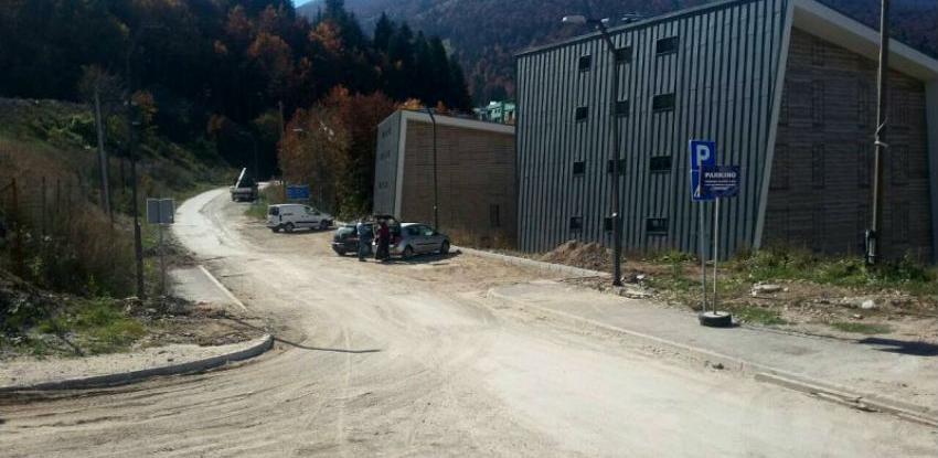 U toku izgradnja parking mjesta u obuhvatu Bjelašnice I i Bjelašnice II
