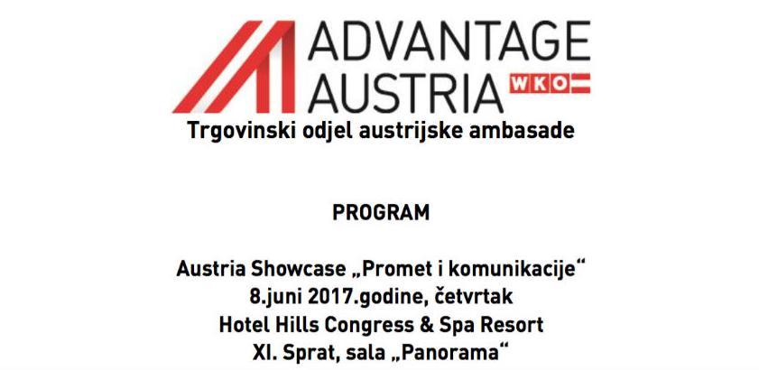 """Austria Showcase """"Promet i komunikacije"""" 08. juna u Sarajevu"""