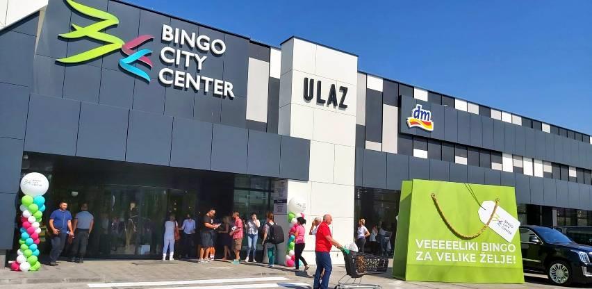 Nove trgovine u sarajevskom Bingo City Centru od 11. decembra