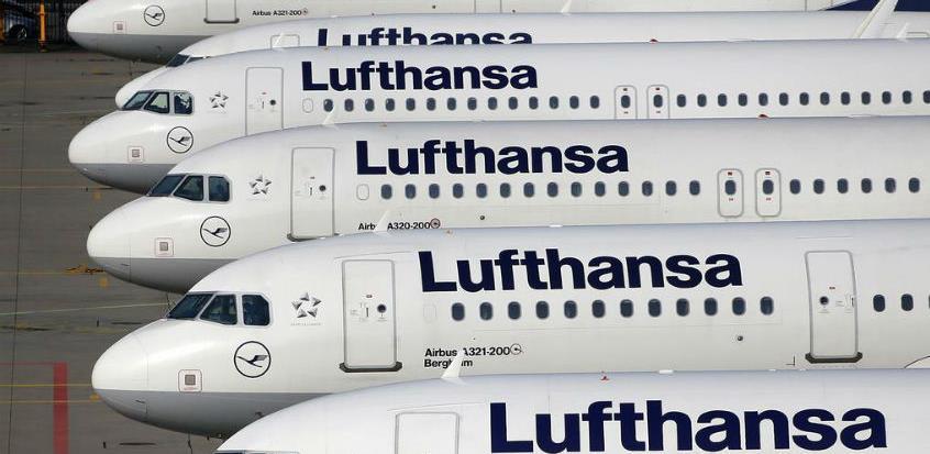 Njemačka vlada i Lufthansa postigli sporazum o planu spasa od 9 milijardi eura