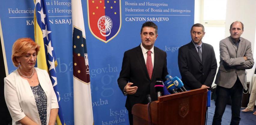 Vlada KS pristala na povećanje osnovice za 0,4 i 0,3 posto