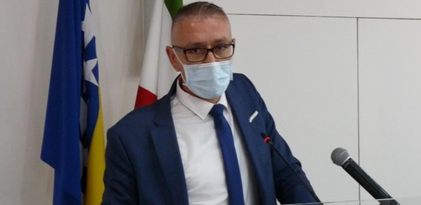 Lovrić: Vlada ZDK narednu godinu počinje s Odlukom o privremenom finansiranju