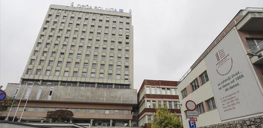 Covid bolnica u Sarajevu u funkciji za 100 dana