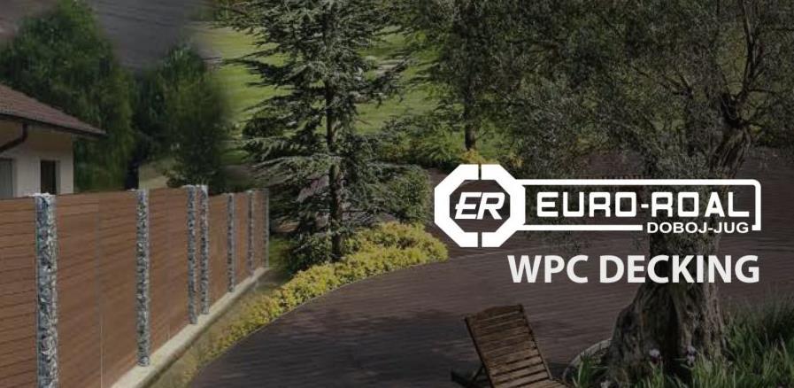 Euro Roal proširio asortiman na WPC Decking