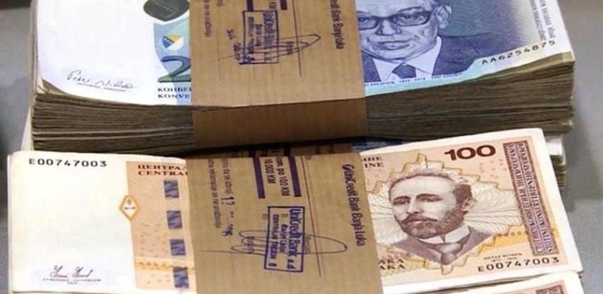 Prosječna plata u BiH u maju 940 KM