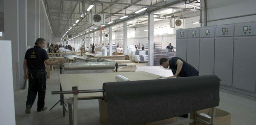 Stala proizvodnja u fabrici kreveta Napco beds factory iz Petrova