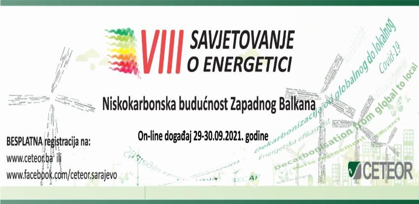 Online događaj: VIII Savjetovanje o energetici