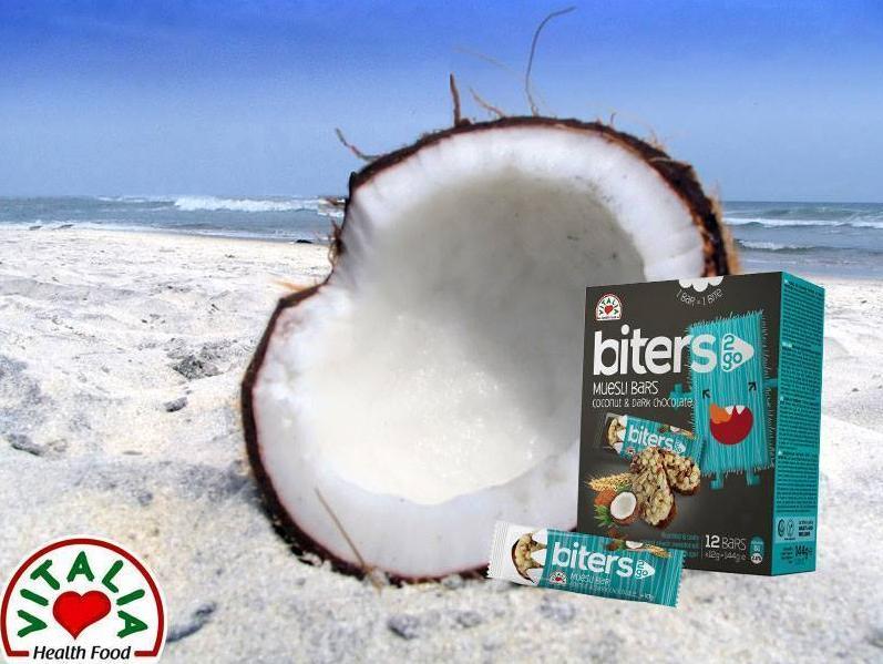 Biters 2 Go: Mirisni kokos za trenutak će Vas vratiti u tople ljetne dane
