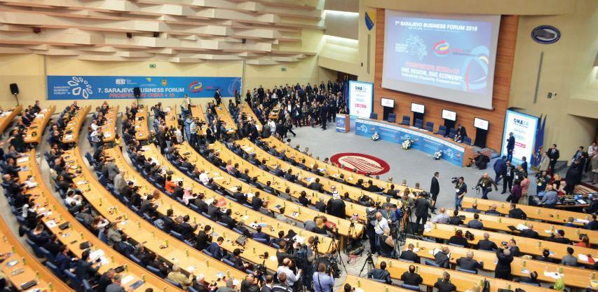 Prijave na 9. Sarajevo Business Forumu još uvijek otvorene