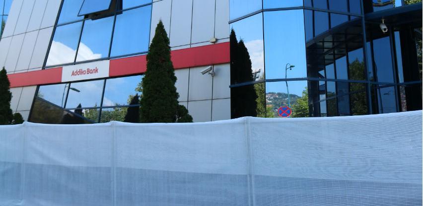 Addiko banka počela sa sanacijom fasade zgrade Centrale