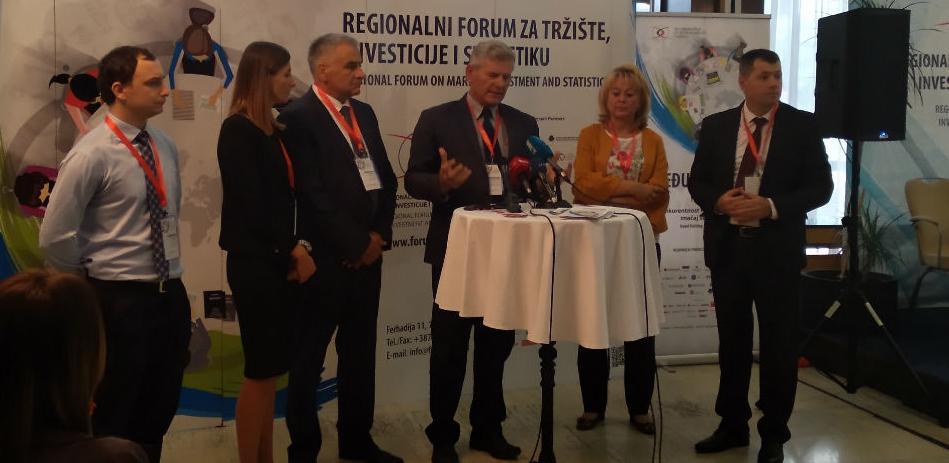 Počeo Forum TIS:  Statistika je preduslov svake saradnje
