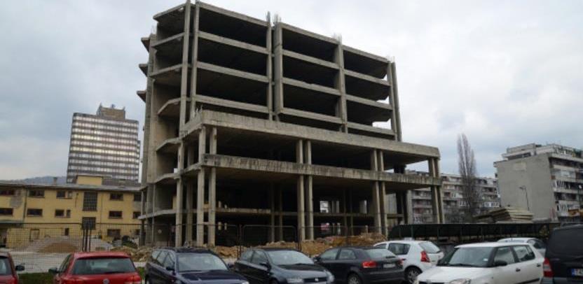 MUP KS novi objekat čeka godinama, zgrada u Kolodvorskoj pripada VIK-u