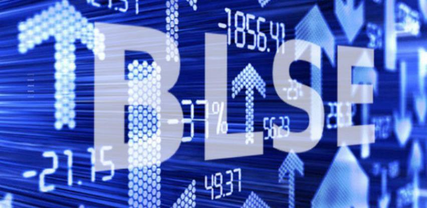 Na ovosedmičnom trgovanju BLSE promet od 10,8 miliona KM