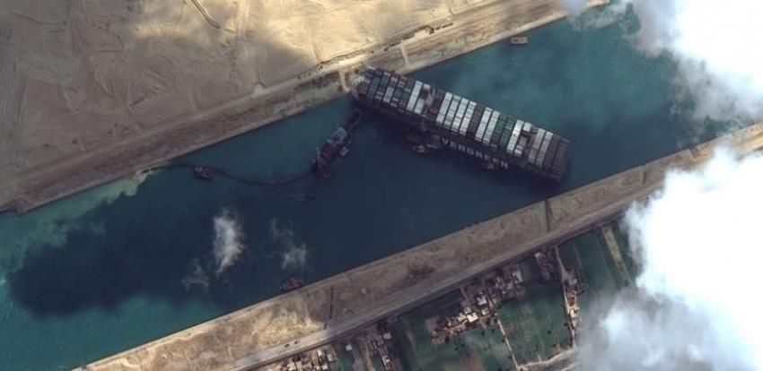 Blokada Sueskog kanala mogla bi izazvati globalnu nestašicu toaletnog papira