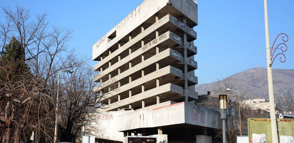 """Vlada nije """"digla ruke"""" od Staklene banke: Očekuju se tender za idejno rješenje"""
