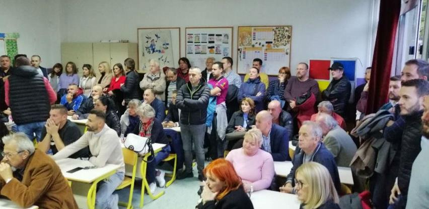 Građani žele stadion Koševo bez atletske staze