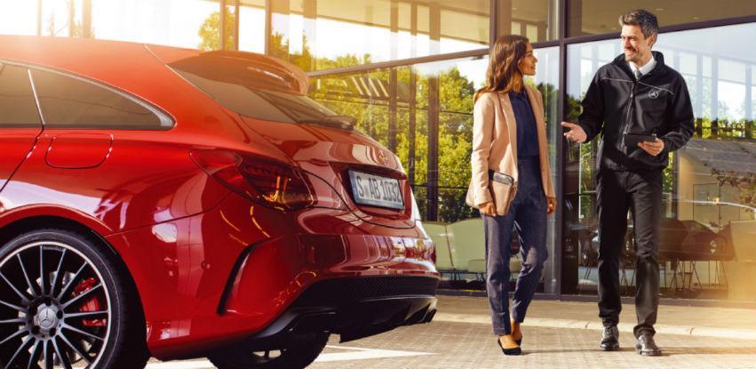 Iskoristite posebnu ackiju i provjerite svoj Mercedes-Benz za samo 25 KM!
