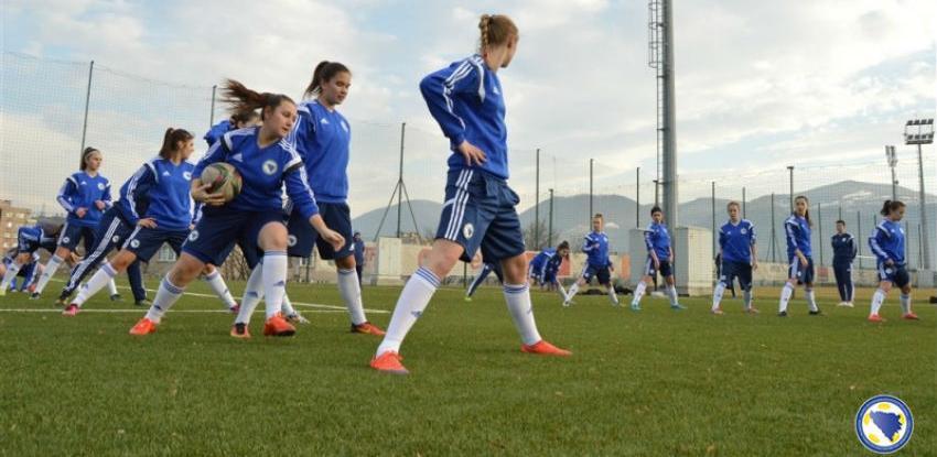 Juniorke BiH danas protiv Češke otvaraju kvalifikacije za EP